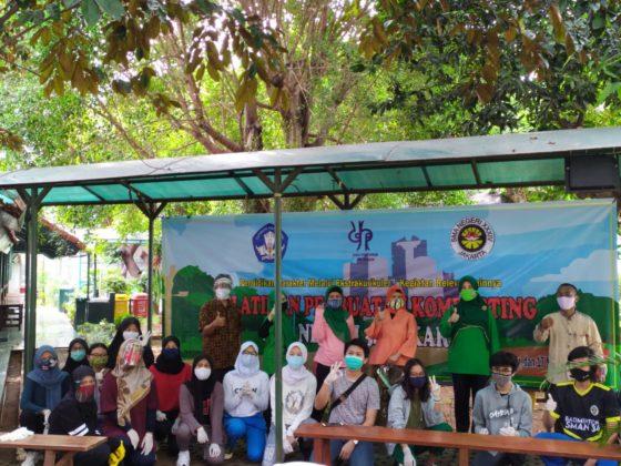 Dosen Unas berikan pelatihan pada pelajar SMA yang tergabung dalam Gerakan Cinta Lingkungan