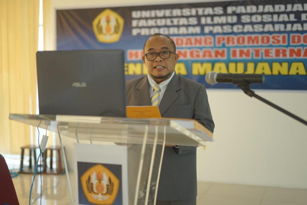 Dr. Hendra Maujana Saragih, S.I.P., M.Si.