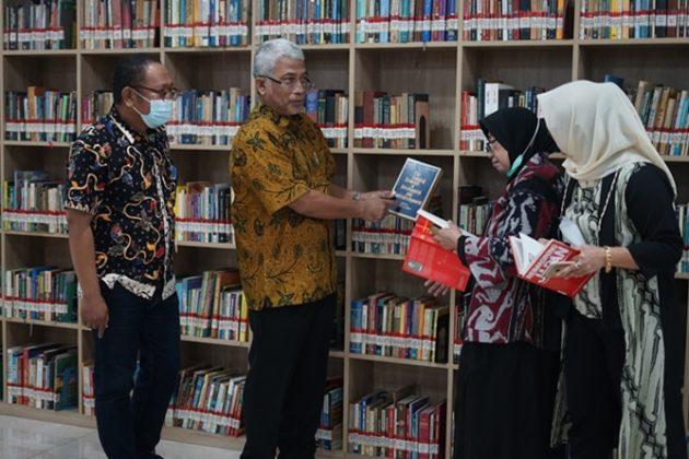 Cyber Library Unas