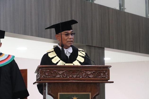 Pidato Rektor Universitas Nasional Dr. El Amry Bermawi Putera, M.A. pada wisuda UNAS Sabtu, 26 Juni 2021